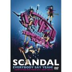 DVD/SCANDAL/EVERYBODY SAY YEAH!-TEMPTATION BOX TOU