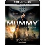 ★BD/トム・クルーズ/ザ・マミー/呪われた砂漠の王女 (4K Ultra HD Blu-ray+Blu-ray)
