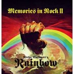 CD/リッチー・ブラックモアズ・レインボー/メモリーズ・イン・ロックII ライヴ・イン・イングランド2017 (3CD+DVD) (初回限定盤)