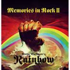 CD/リッチー・ブラックモアズ・レインボー/メモリーズ・イン・ロックII ライヴ・イン・イングランド2017 (通常盤)