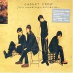CD/GARNET CROW/first soundscope 〜水のない晴れた海へ〜