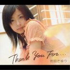 ★CD/岩田さゆり/Thank You For...