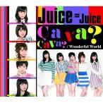 CD/Juice=Juice/Wonderful World/Ca va ? Ca va ?(サヴァサヴァ) (通常盤B)