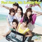CD/La PomPon/Feel fine!/Mr.Lonely Boy (CD+DVD) (初回限定盤)