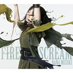 CD/水樹奈々/FIRE SCREAM/No Rain,No Rainbow