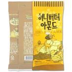 【韓国大人気食品】 Besmile/ハニーバターアーモンド35g (6袋セット)