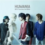 CD/NICO Touches the Walls/HUMANIA (通常盤)