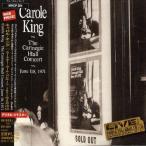 CD/キャロル・キング/カーネギー・ホール・コンサート 1971年6月18日 (歌詞・対訳付)
