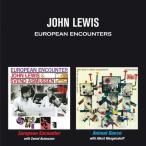 ★CD/ジョン・ルイス/EUROPEAN ENCOUNTERS (輸入盤国内仕様)