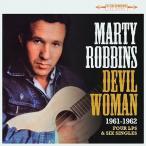 ★CD/マーティ・ロビンス/デビル・ウーマン 4LP+6シングル 1961-1962 (輸入盤国内仕様)