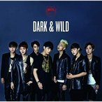 CD/BTS(防彈少年團)/DARK & WILD (CD+DVD) (日本仕様盤)