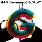 взCD/GLAY/G4бжV-Democracy 2019- (CD+DVD)