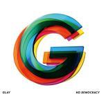 ★CD/GLAY/NO DEMOCRACY (CD+2DVD)