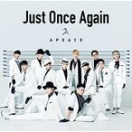 CD/Apeace/Just Once Again (通常盤)
