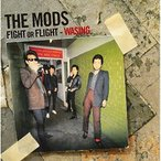 """CD/THE MODS/""""FIGHT OR FLIGHT -WASING"""" (CD+DVD)"""