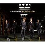 CD/東方神起/The Secret Code (2CD+DVD) (ジャケットA)