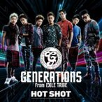 CD/GENERATIONS from EXILE TRIBE/HOT SHOT