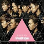 CD/三代目 J Soul Brothers from EXILE TRIBE/S.A.K.U.R.A.