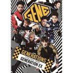 CD/GENERATIONS from EXILE TRIBE/GENERATION EX