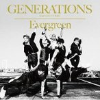 CD/GENERATIONS from EXILE TRIBE/Evergreen
