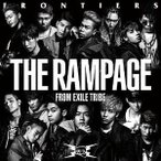 CD/THE RAMPAGE from EXILE TRIBE/FRONTIERS (CD+DVD)