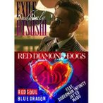 CD/EXILE ATSUSHI/RED DIAMOND DOGS/Suddenly/RED SOUL BLUE DRAGON (CD+3DVD)