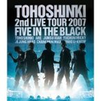 BD/東方神起/2nd LIVE TOUR 2007 〜Five in the Black〜(Blu-ray)