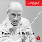 CD/パーヴォ・ヤルヴィ&ドイツ・カンマーフィルハーモニー・ブレーメン/ブラームス:交響曲第3番&第4番 (ハイブリッドCD) (解説付) (来日記念盤)