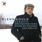 CD/グレン・グールド/グールド・プレイズ・スクリャービン&シベリウス(2012年ニュー・リミックス&アコースティック・オーケストレーション版)