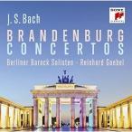 CD/ラインハルト・ゲーベル/J.S.バッハ:ブランデンブルク協奏曲(全曲) (Blu-specCD2) (ライナーノーツ)