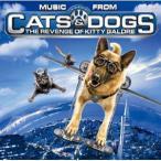 Yahoo!サプライズwebCD/オリジナル・サウンドトラック/キャッツ&ドッグス 地球最大の肉球大戦争 オリジナル・サウンドトラック (解説付)