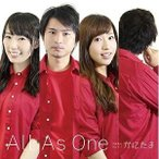 ★CD/かにたま/All As One (赤盤)