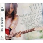 CD/YUI/FROM ME TO YOU