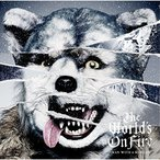 CD/MAN WITH A MISSION/The World's On Fire (通常盤)