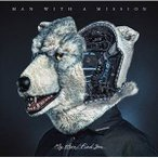 CD/MAN WITH A MISSION/My Hero/Find You (CD+DVD) (初回生産限定盤)