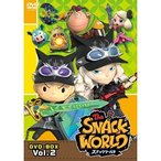 DVD/TVアニメ/スナックワールド DVD-BOX Vol.2