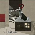 CD/中田裕二/thickness (CD+DVD) (初回限定盤)