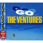 CD/ザ・ベンチャーズ/ゴーゴー・ベンチャーズ (CD+DVD)