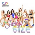 CD/CYBERJAPAN DANCERS/CYBERJAPAN DANCERSエクササイス 「SEXY SIZE」(セクシサイズ) (CD+DVD)