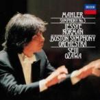 CD/小澤征爾/マーラー:交響曲第3番 (Blu-specCD2) (歌詞対訳付)