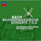 CD/リッカルド・シャイー/J.S.バッハ:ブランデンブルク協奏曲 第1番〜第3番・第5番 (SHM-CD)