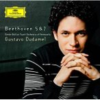 CD/グスターボ・ドゥダメル/ベートーヴェン:交響曲第5番(運命)・第7番 (SHM-CD)