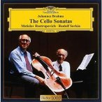 CD/ロストロポーヴィチ ゼルキン/ブラームス:チェロ・ソナタ第1番・第2番