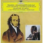 CD/サルヴァトーレ・アッカルド/パガニーニ:ヴァイオリン協奏曲第1番・第2番(ラ・カンパネラ)