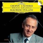 CD/マウリツィオ・ポリーニ/ショパン:スケルツォ全曲 子守歌/舟歌 (SHM-CD) (来日記念盤)