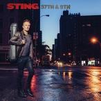 CD/スティング/ニューヨーク9番街57丁目 (SHM-CD+DVD) (解説歌...