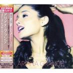CD/アリアナ・グランデ/ユアーズ・トゥルーリー デラックス・エディション (CD+DVD) (解説歌詞対訳付)