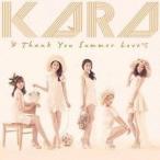CD/KARA/サンキュー サマーラブ (CD+DVD) (初回盤A)