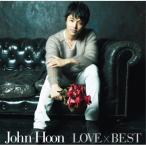 CD/John-Hoon/LOVE×BEST (通常盤)