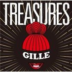 CD/GILLE/TREASURES (DVD付) (初回限定盤)